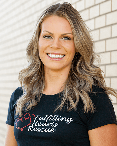Profile picture of Bethany Lane, Director of Fulfilling Hearts Rescue