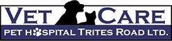 VetCare Pet Hospital Logo